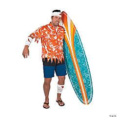 DIY Shark Attack Victim Costume Idea