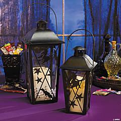 DIY Spooky Halloween Lanterns Idea