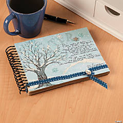 DIY Winter Journal Idea