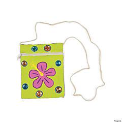 DIY Zipper Purses - 48 pcs.