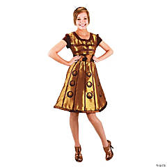 Doctor Who Dress Dalek Costume for Women