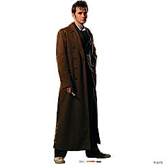 Doctor Who - Overcoat Stand-Up