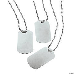 Dog Tag Necklaces
