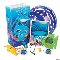 Dolphin Pre-Filled Goody Bags