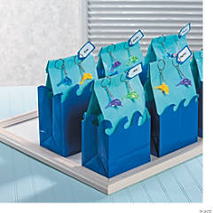 Dolphin Treat Bags Idea