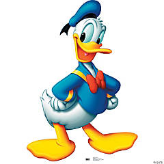 Donald Duck Stand-Up