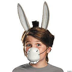 Donkey Costume Kit for Children