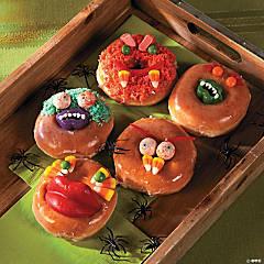 Donut Creatures Idea
