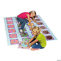 Donut Party Bending Game