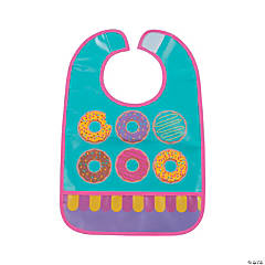 Donut Party Bib