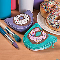 Donut Party Purse Activity Idea