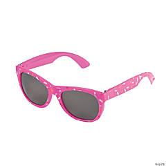 Donut Sprinkle Sunglasses - 1 Pc.