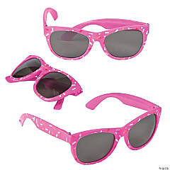 Donut Sprinkle Sunglasses - 12 Pc.