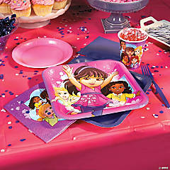 Dora & Friends Basic Party Pack