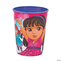 Dora & Friends Plastic Cup