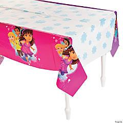 Dora & Friends Plastic Tablecloth