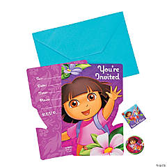 Dora The Explorer™ Dora's Adventure Invitations
