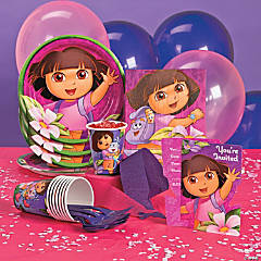 Dora's Adventure Party Supplies