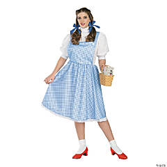 Dorothy Full Cut Adult Women's Costume