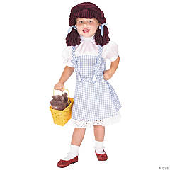 Dorothy Yarn Babies Toddler Girl's Costume