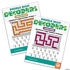 Double Digit Decoders: Set of 2