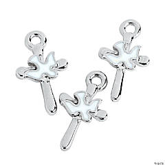 Dove Cross Charms