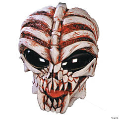 Down to Earth Alien Halloween Mask