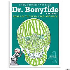 Dr. Bonyfide Activity Workbook, Bones of Head, Face and Skull