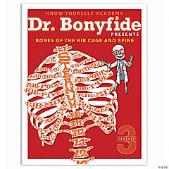 Dr. Bonyfide Activity Workbook, Bones of Rib Cage and Spine