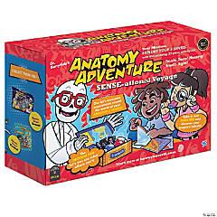 Dr. Bonyfide's Anatomy Adventure, Sense-ational Voyage (Five Senses)