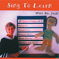 Dr. Jean: Sing to Learn CD