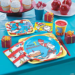 Dr. Seuss™ 1st Birthday Party Supplies