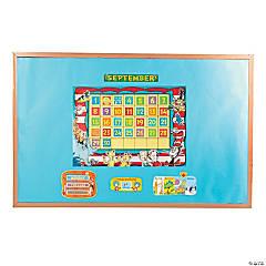 Dr. Seuss™ Bulletin Board Calendar
