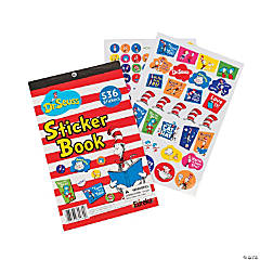 Dr. Seuss™ Cat in the Hat™ Sticker Book