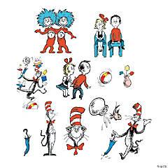 Dr. Seuss™ Character Bulletin Board Cutouts