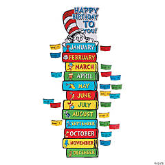 Dr. Seuss™ Dry Erase Birthday Set