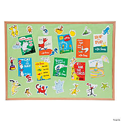 Dr. Seuss™ Favorite Books Mini Bulletin Board Set