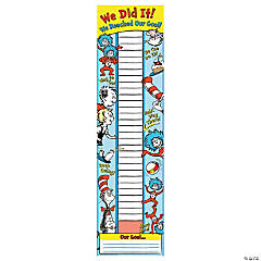 Dr. Seuss™ Goal Setting Banner Wall Decoration