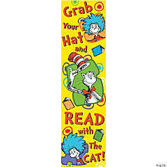Dr. Seuss™ Grab Your Hat Banner