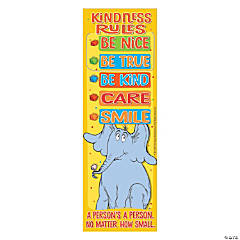 Dr. Seuss™ Horton Hears a Who™ Kindness Rules Bookmarks
