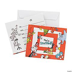 Dr. Seuss™ Invitations