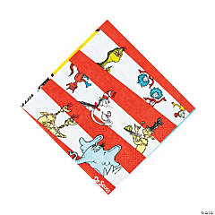 Dr. Seuss™ Luncheon Napkins