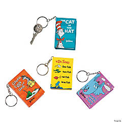 Dr. Seuss™ Mini Notebook Key Chains
