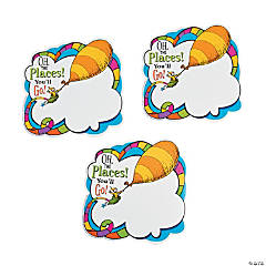 Dr. Seuss™ Oh the Places You'll Go Cutouts