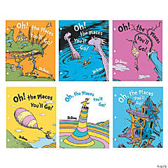 Dr. Seuss™ Oh, the Places You'll Go Pocket Folders
