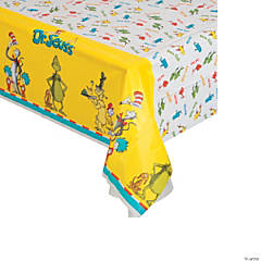 Dr. Seuss™ Plastic Tablecloth