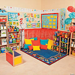 Dr. Seuss Reading Corner