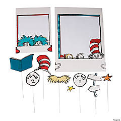 Dr. Seuss™ School Photo Props