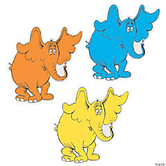 Dr. Seuss<sup>&#8482;</sup> Horton Hears a Who&#8482; Kindness Bulletin Board Cutouts