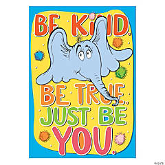 Dr. Seuss<sup>&#8482;</sup> Horton Hears a Who<sup>&#8482;</sup> Be Kind Poster